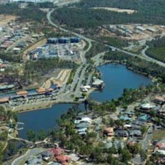 Greater Springfield is a master-planned community between Brisbane and Ipswich that's getting rave reviews for the scope of its ambition and the delivery of its goals.